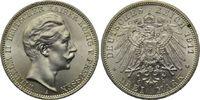 3 Mark 1911, Preussen, Wilhelm II., 1888-1...