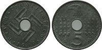 5 Reichspfennig 1940 Drittes Reich, Reichs...