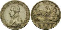 Taler 1821 A, Preussen, Friedrich Wilhelm ...