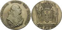 Taler 1797, Preußen, Friedrich Wilhelm II....