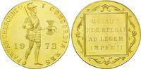 1 Dukat 1972, Niederlande, Juliana, 1948-1...