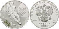 3 Rubel 2014, Russland, Paralympische Spie...