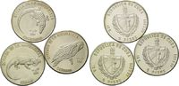 5 Pesos 1985, Kuba, Tierwelt Kubas, st