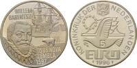 1996 Niederlande, 5 Euro Medaille vz