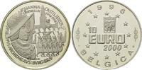 10 Euro 1996, Belgien, Johanna von Castili...