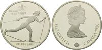 20 Dollars 1986, Kanada, Olympische Spiele...