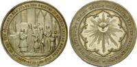 Silbermedaille um 1850, Deutschland, Firmu...