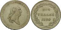 Konventionstaler 1820, Hessen-Kassel, Wilh...