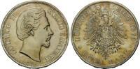 Bayern, 5 Mark Ludwig II., 1864-1886,