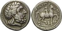 Tetradrachme 359-336 v. Chr. Makedonien, P...