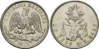 Mexiko, Peso