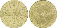 Gold-Medaille 2000, BRD, Kalendermedaille, st