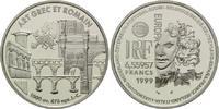 6,55957 Francs / 1 Euro 1999, Frankreich, ...