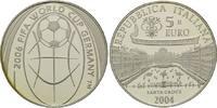 5 Euro 2004, Italien, Fußball-WM 2006 in D...