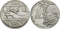 10 Euro 2002, Belgien, 50 Jahre Nord-Südve...