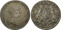 2/3 Taler 1767 FU, Hessen-Kassel, Friedric...