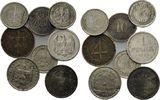 10 Pfennig - 1 Reichsmark 1906-1935, Deuts...