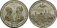 Versilberte Br.-Medaille 1813, Russland, A...
