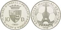 10 Diners 1997, Andorra, Fußball Weltmeist...