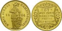 Dukat 1864 (NP 1964), Hamburg, Freie und H...
