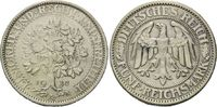 5 Reichsmark 1932 A, Weimarer Republik,  L...