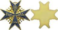 Orden,  Deutsches Reich, Pour le Merite - ...