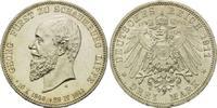 3 Mark, 1911 A, Schaumburg-Lippe, Auf den ...