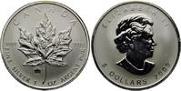 5 Dollars 2009, Kanada, Maple Leaf Privy M...