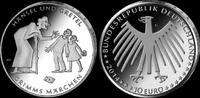 10 Euro Gedenkmünzensatz 2014, Deutschland...