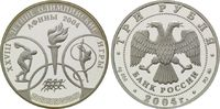 3 Rubel 2004, Russland, Olympia 2004 in At...
