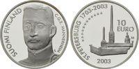 10 Euro 2003, Finnland, Mannerheim und St....