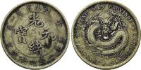 20 Cents 1901, China, Ching-Dynastie, 1644...