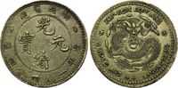20 Cents (1895-1907) China, Ching-Dynastie...