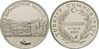 10000000 Lira 2001, Türkei, Bogazici nde Y...