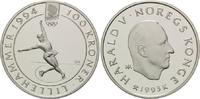 100 Kroner 1993, Norwegen, Olympische Wint...