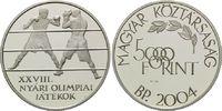 5000 Forint 2004, Ungarn, Olympischen Somm...