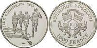 1000 Francs 2003, Togo, Olympischen Sommer...