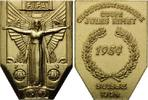 Messing-Medaille 1954, Schweiz, FIFA-Siege...