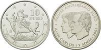 10 Euro 2003, Spanien, Europäische Währung...
