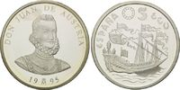 5 Ecu 1995, Spanien, Don Juan de Austria, ...