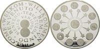 Silber-Medaille 1999, Europa, Willkommen E...