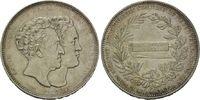 Konventionstaler 1831 S, Sachsen, Anton un...