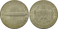 5 Reichsmark 1930 D, Weimarer Republik, Weltflug Graf Zeppelin 1929, vz... 195,00 EUR  +  9,90 EUR shipping