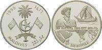 250 Rupien 1995, Malediven, Mohammed bin Battuta , Entdecker 1304-1377,... 34,00 EUR  +  9,90 EUR shipping