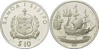 10 Tala 1992, Samoa, Geschichte der Seefah...