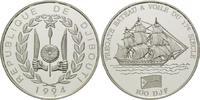 100 Francs 1994, Dschibuti, Geschichte der...