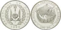 100 Francs 1996, Dschibuti, Geschichte der...