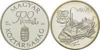 500 Forint 1994, Ungarn, Alte Donau Dampfs...