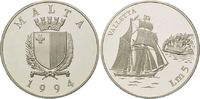 5 Pfund (Liri) 1994, Malta, Geschichte der...