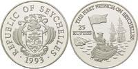 25 Rupien 1993, Seychellen, Geschichte der...